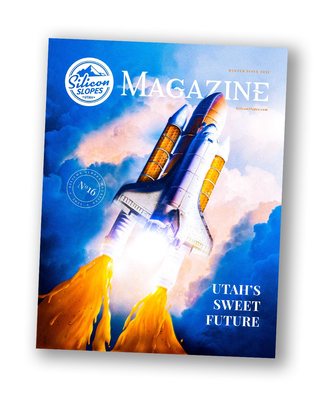 Read Silicon Slopes Latest Winter 2021 Magazine