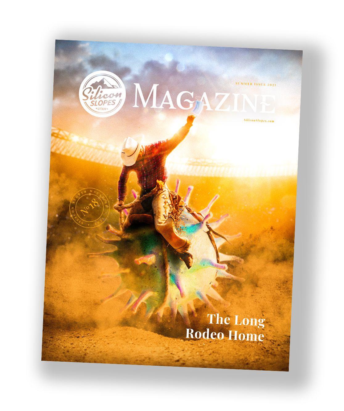 Read Silicon Slopes Latest Summer 2021 Magazine