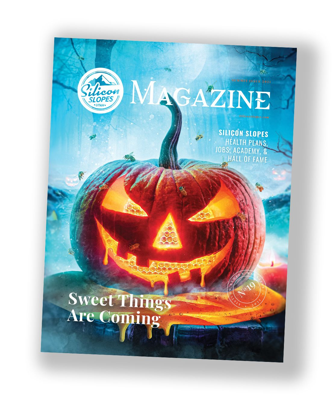 Read Silicon Slopes Latest Summit 2021 Magazine